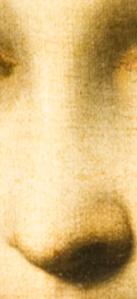 Mona's nose?
